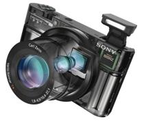 "CMOS 이미지 센서와 렌즈에 최적화된 화상 처리 엔진 ""BIONZ""고감도 및 고속 처리를 실현"