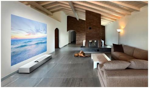 life space ux 4k. Black Bedroom Furniture Sets. Home Design Ideas