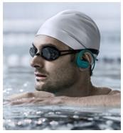 装着時のフィット感、快適性、安定性を向上。高い防水性能も搭載