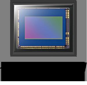Exmor R®(エクスモアアール)CMOSセンサー