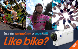Tour de Action Cam