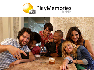 PlayMemories Mobile