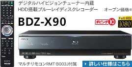BDZ-X90