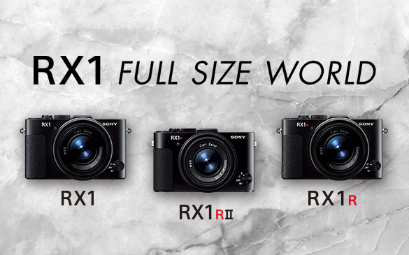 RX100Series PHOTO GALLERY