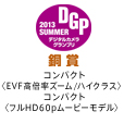 2013DGP-SUMMER-Bronze受賞