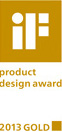 iF product design award 2013 GOLD DSC-RX1