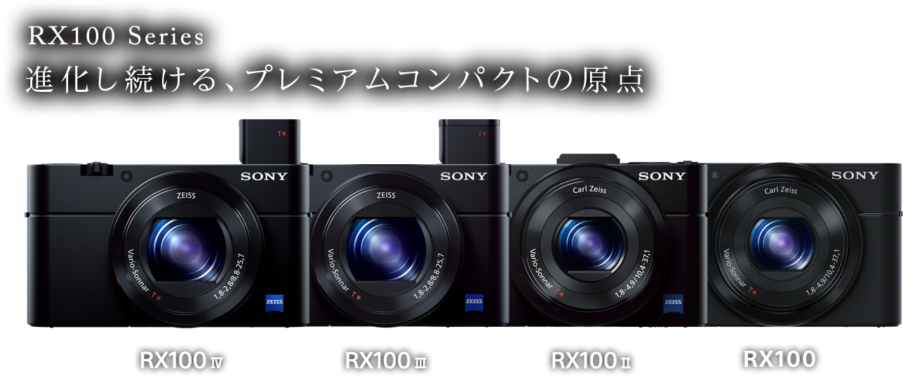 RXシリーズ・スペシャルサイト |...