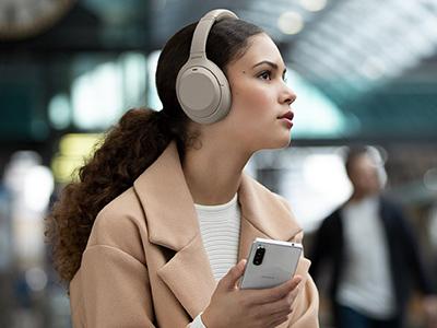業界最高クラスノイキャンと進化したDSEE Extreme さらに研ぎ澄まされた高音質を「WH-1000XM4」