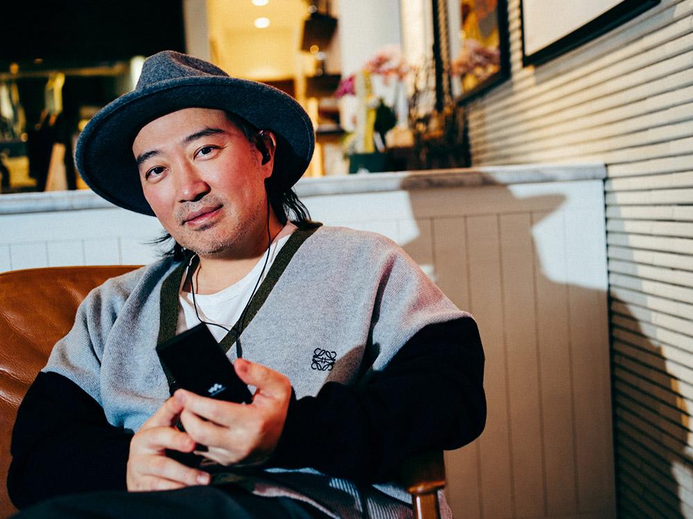 「音にこだわる」楽しさを思い出させてくれた 音楽プロデューサー 今井了介とウォークマンNW-A105