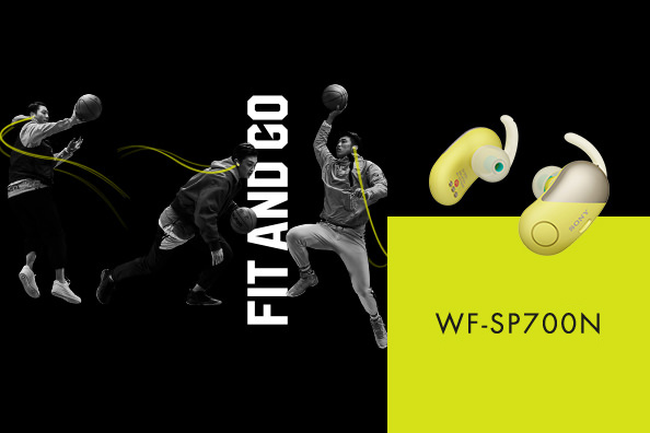 B.LEAGUE × WF-SP700N