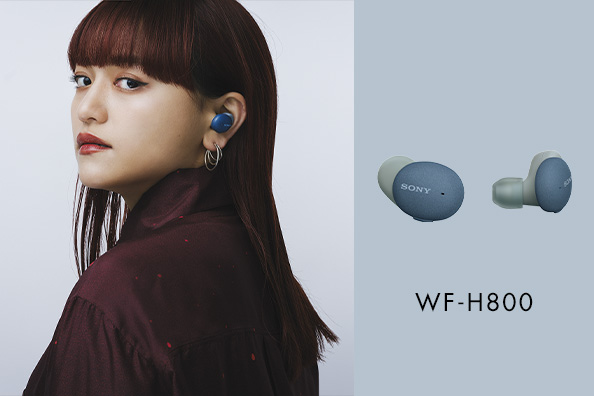 iri × WALKMAN® A50 series