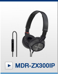 MDR-ZX300IP