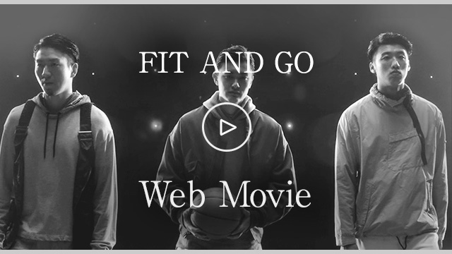 FIT AND GO Web Movie
