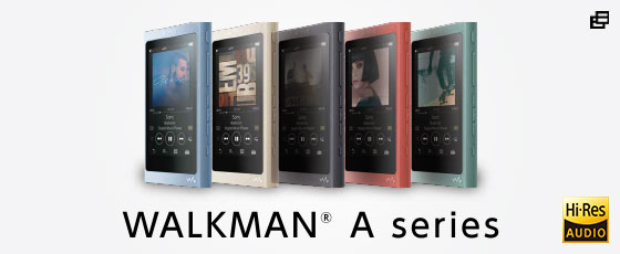 WALKMAN® A series