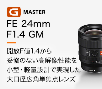 FE 24mm F1.4 GM Coming soon...