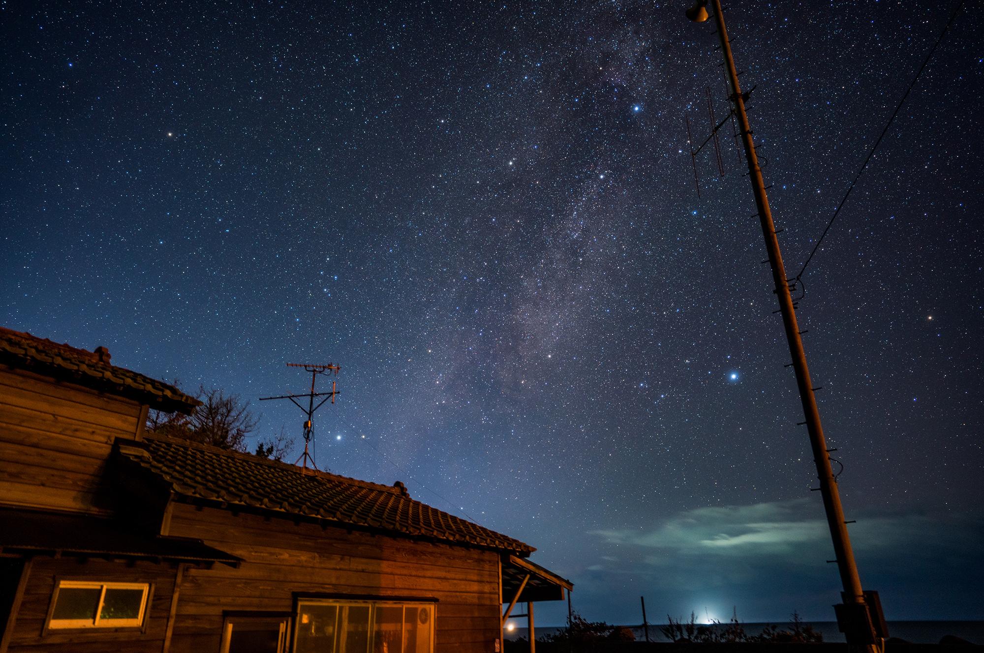 天体写真家 沼澤茂美 氏×α7R III 特集:この一台で、挑む。すべてに ...