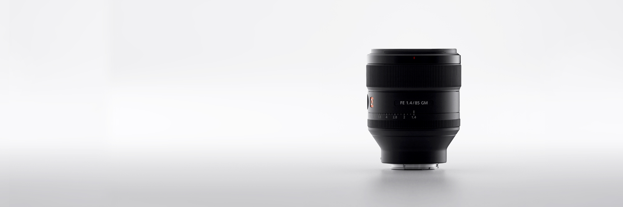 G MASTER FE 85mm F1.4 GM Commentary of Engineers - FE 85mm F1.4 GM 開発者インタビュー -