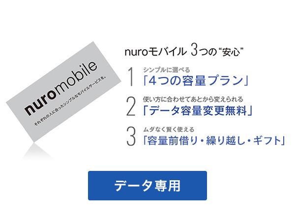 SIMカード CC-NURODATA