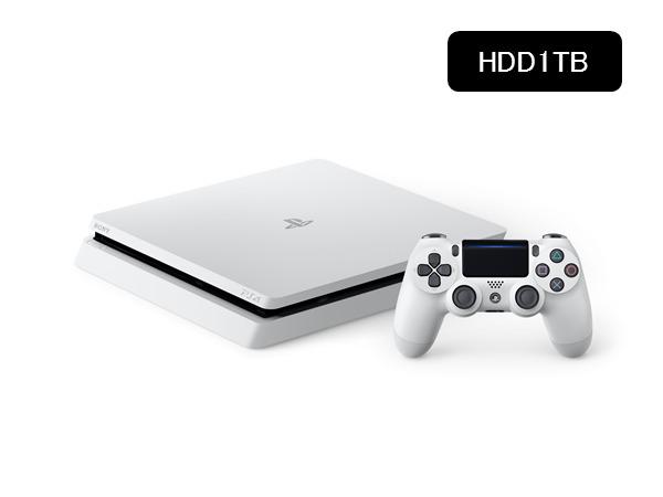 PlayStation(R) 4 本体 CUH-2100BB02