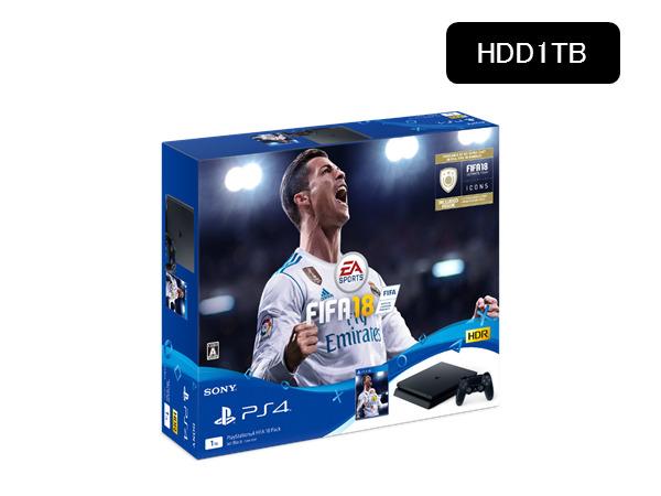 PlayStation(R) 4 本体 CUHJ-10017