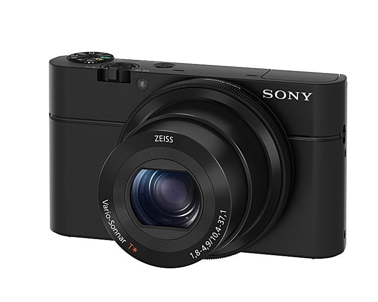 デジタルスチルカメラ DSC-RX100