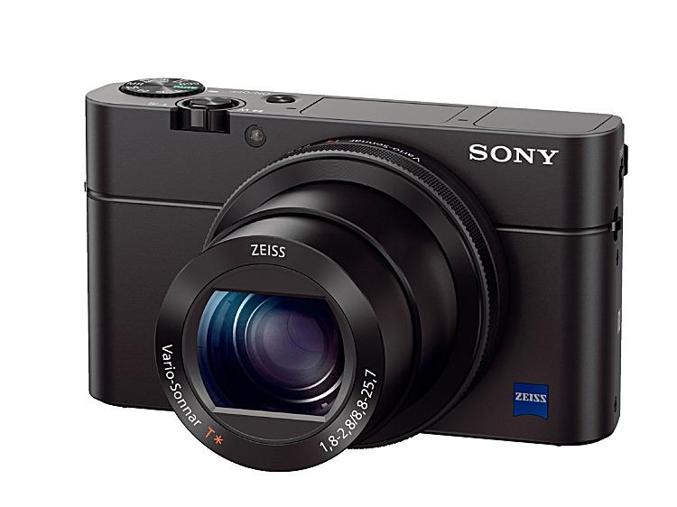 デジタルスチルカメラ DSC-RX100M4