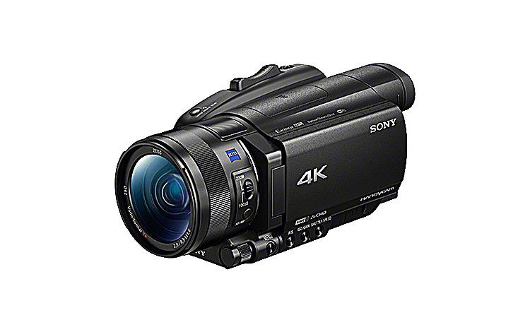 デジタル4Kビデオカメラレコーダー FDR-AX700
