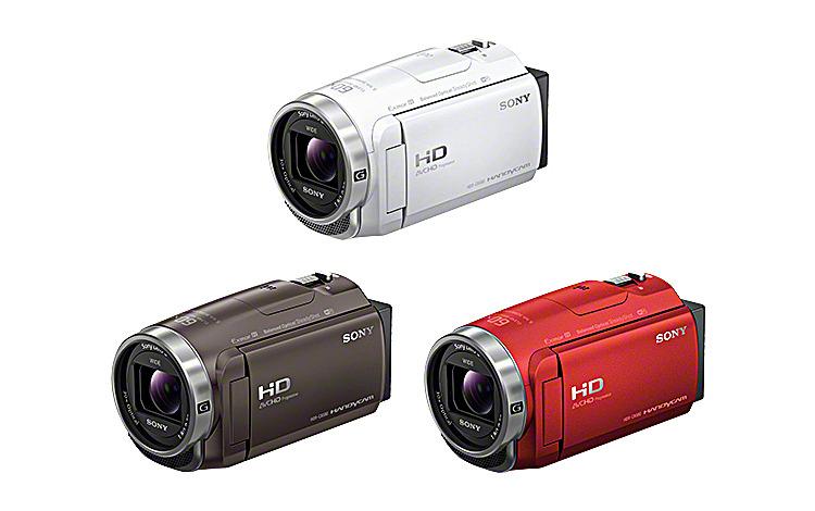 デジタルHDビデオカメラレコーダー HDR-CX680