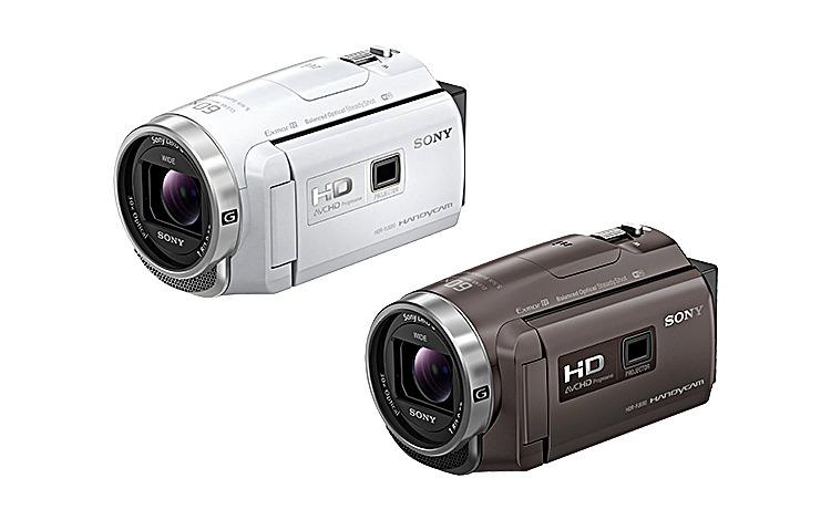 デジタルHDビデオカメラレコーダー HDR-PJ680