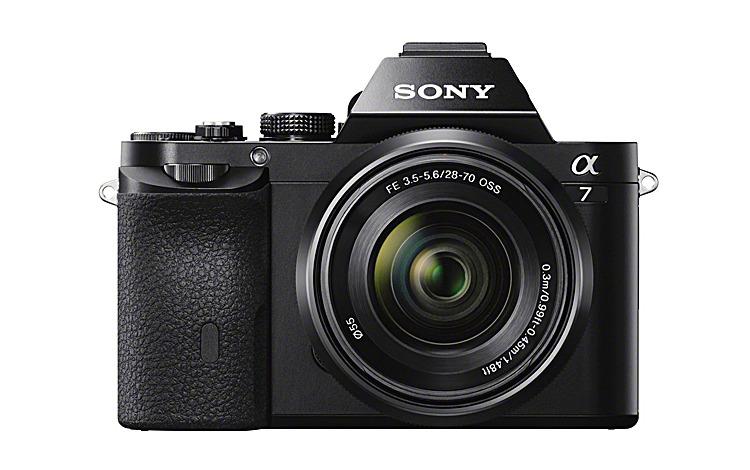 デジタル一眼カメラ α7 ズームレンズキット ILCE-7K
