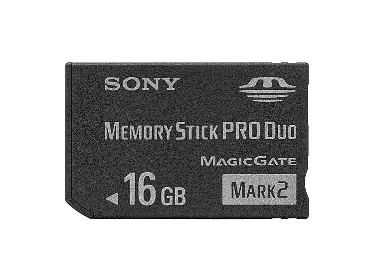 メモリースティック PRO デュオ MS-MT2G_MS-MT4G_MS-MT8G_MS-MT16G