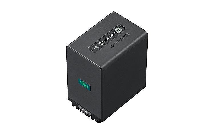 リチャージャブルバッテリーパック NP-FV100A