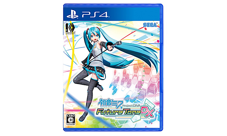 PlayStation(R)4専用ソフトウェア 初音ミク Project DIVA Future Tone DX PLJM-16007