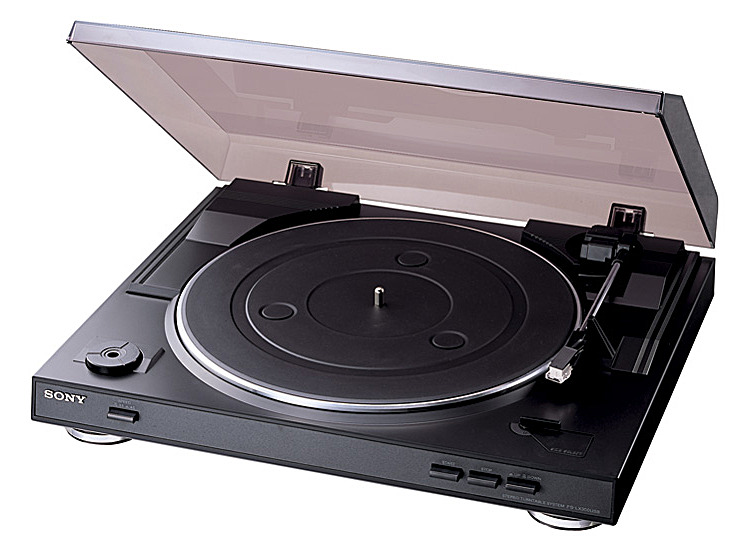 ステレオレコードプレーヤー PS-LX300USB
