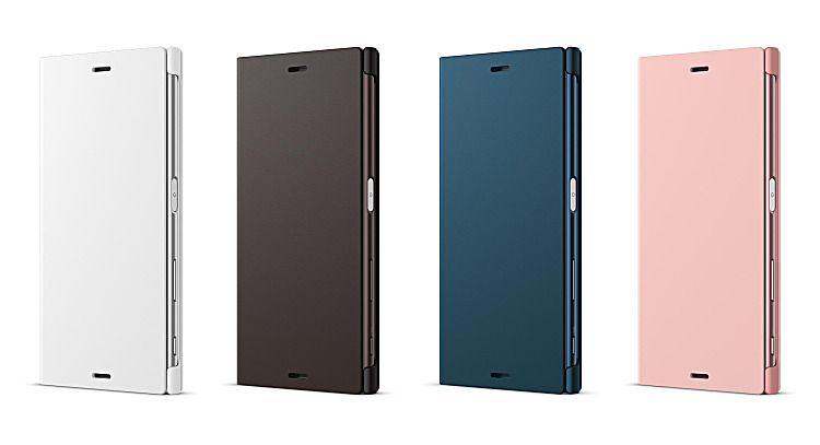 Xperia XZ Style Cover Stand SCSF10
