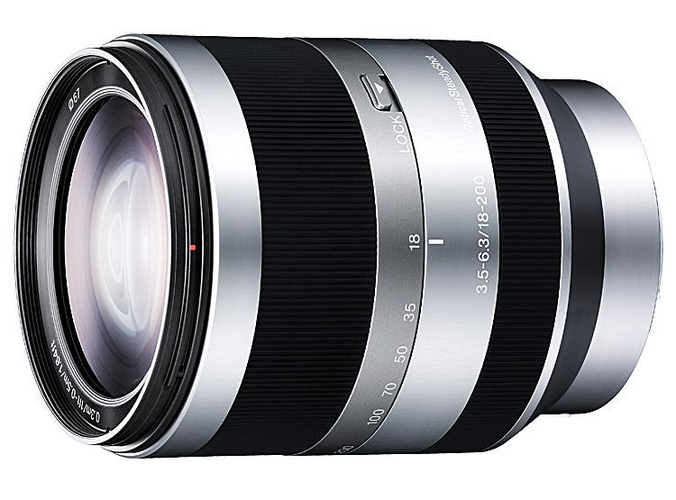 ズームレンズ(E18-200mm F3.5-6.3 OSS) SEL18200