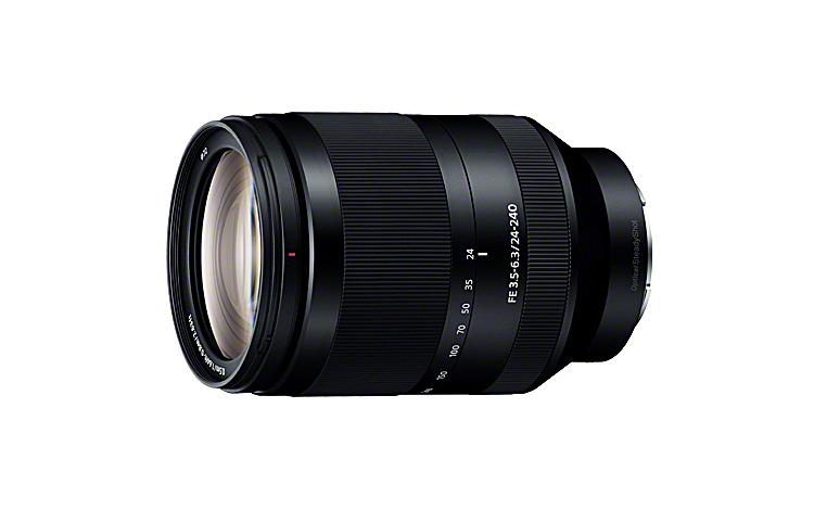 ズームレンズ(FE 24-240mm F3.5-6.3 OSS) SEL24240