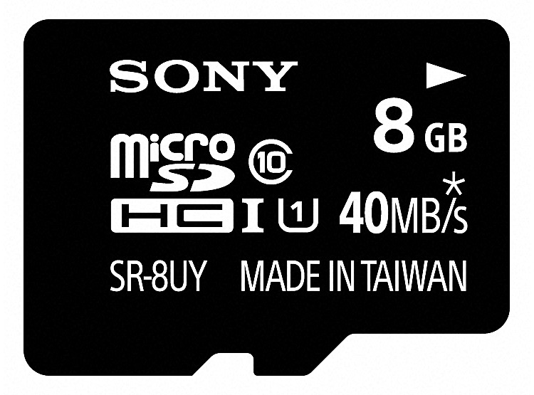 microSDHC/SDXC UHS-Iメモリーカード(Class10) SR-8UYA_SR-16UYA_SR-32UYA_SR-64UYA