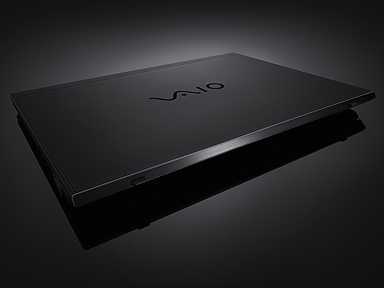 VAIO SX12 | ALL BLACK EDITION