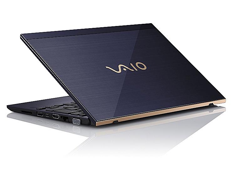VAIO SX12 | 勝色特別仕様