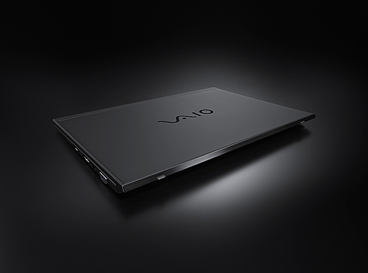 VAIO SX14 | ALL BLACK EDITION