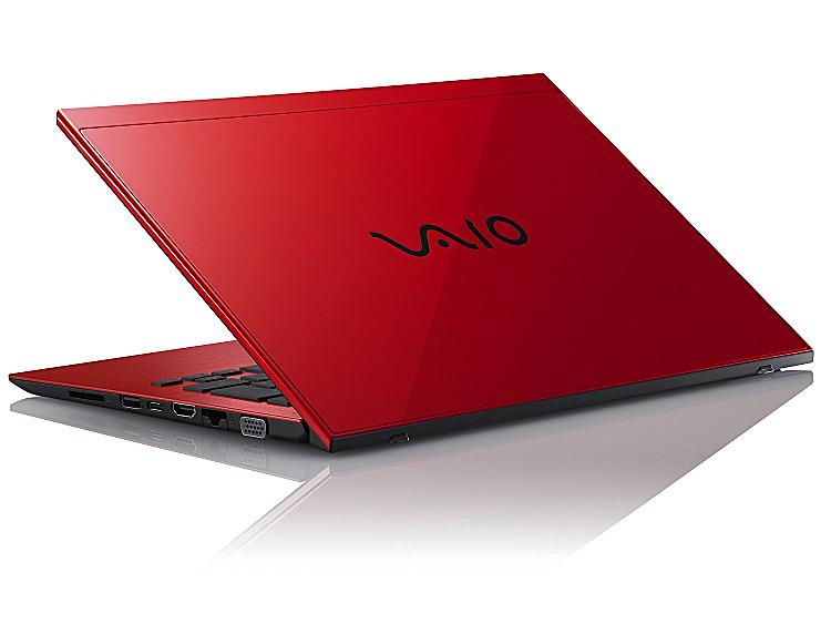 VAIO SX14 | RED EDITION