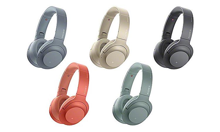 ワイヤレスノイズキャンセリングステレオヘッドセット h.ear on 2 Wireless NC(WH-H900N)