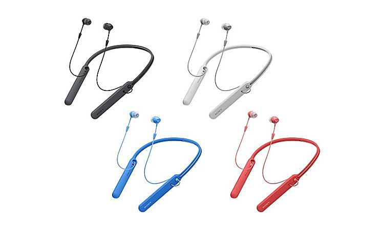ワイヤレスステレオヘッドセット WI-C400