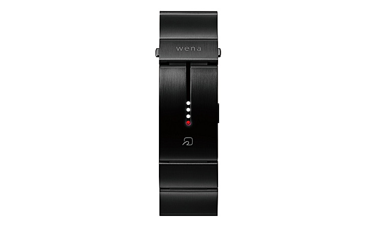 wena wrist Band WN-WB01