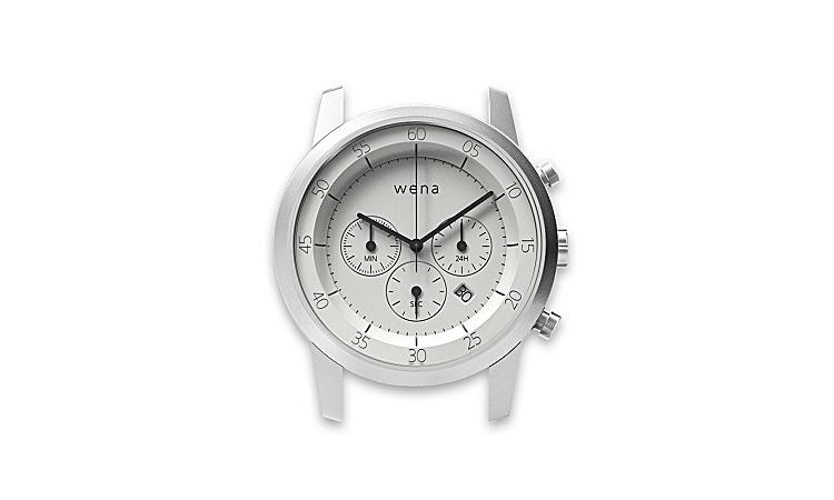 wena wrist Chronograph Head WN-WC