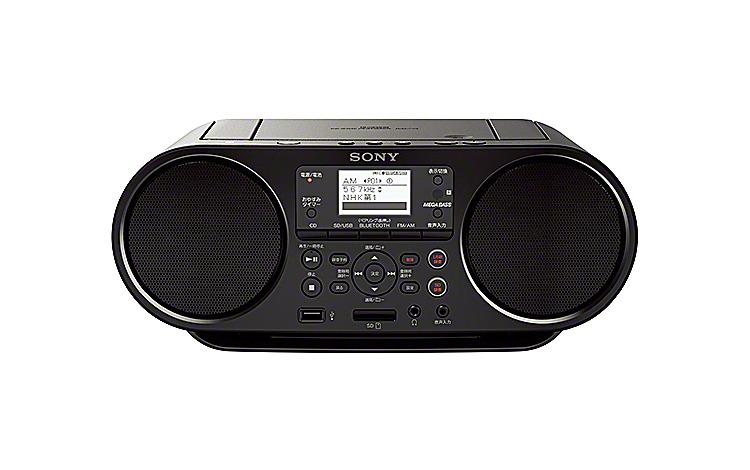 CDラジオ ZS-RS81BT