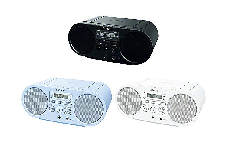CDラジオ ZS-S40