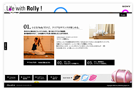 """「Life with """"Rolly""""」"""