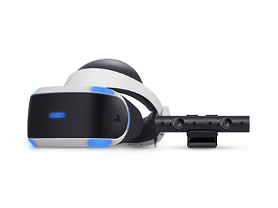 PlayStation®VR<br>PlayStation®Camera 同梱版